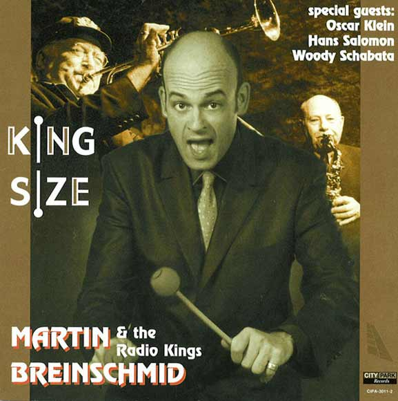 King Size - M. Breinschmid and the Radio Kings