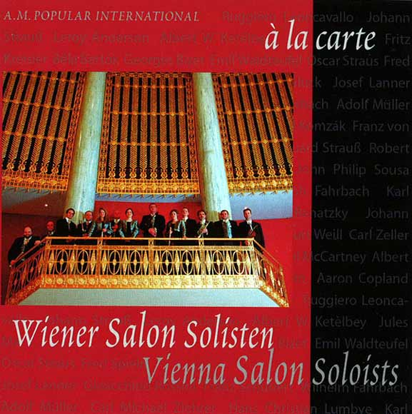 à la carte - Wiener Salon Solisten